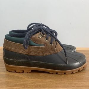 G.H. Bass & Co Gayle Waterproof Ankle Duck Shoes